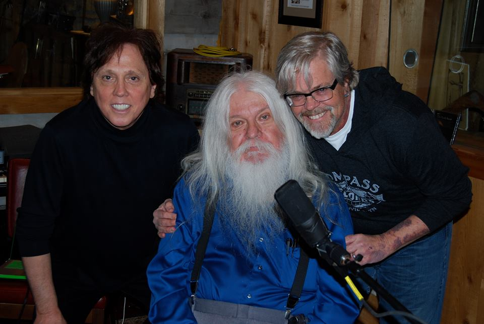 JOHN COWAN PENS A LOVING FINAL TRIBUTE TO HIS MUSICAL HERO AND FRIEND, LEON RUSSELL & HIS FAMILY
